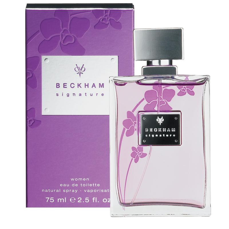 Beckham Signature W EDT 75ml