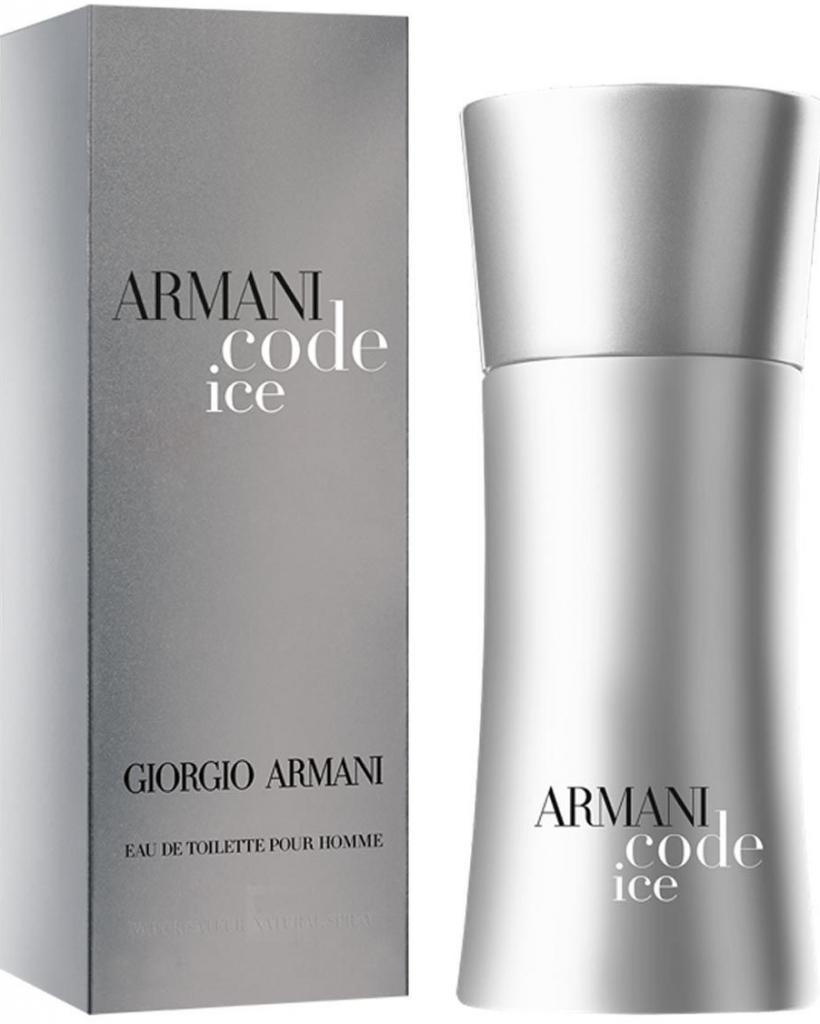 Giorgio Armani Code Ice Toaletní voda 75ml M