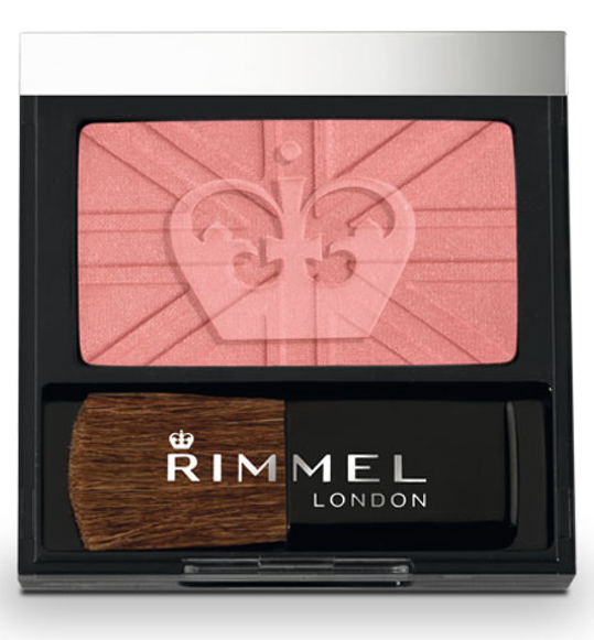 Rimmel London Soft Colour Blush 4,5g - 120 Pink Rose