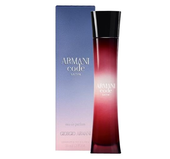 Giorgio Armani Code Satin Parfémovaná voda 75ml W