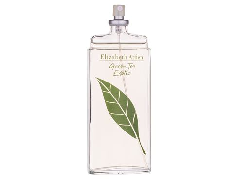 Elizabeth Arden Green Tea Exotic W EDT 100ml TESTER