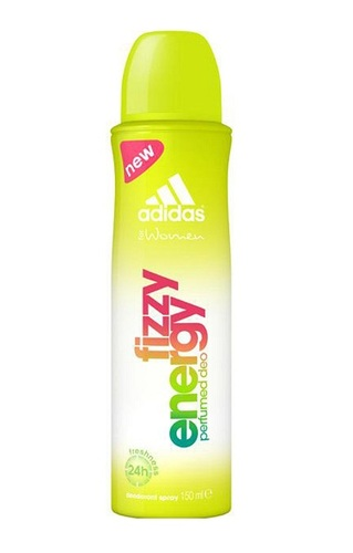 ADIDAS Fizzy Energy Deospray 150ml W