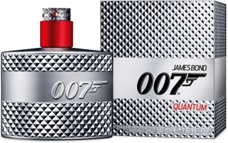 James Bond 007 Quantum M EDT 50ml