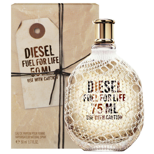 Diesel Fuel for Life W EDP 75ml
