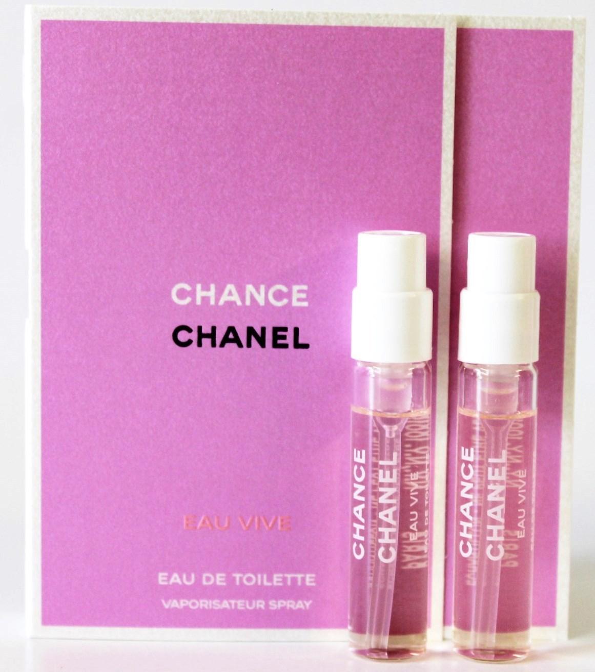 Chanel Chance Eau Vive W EDT 2ml