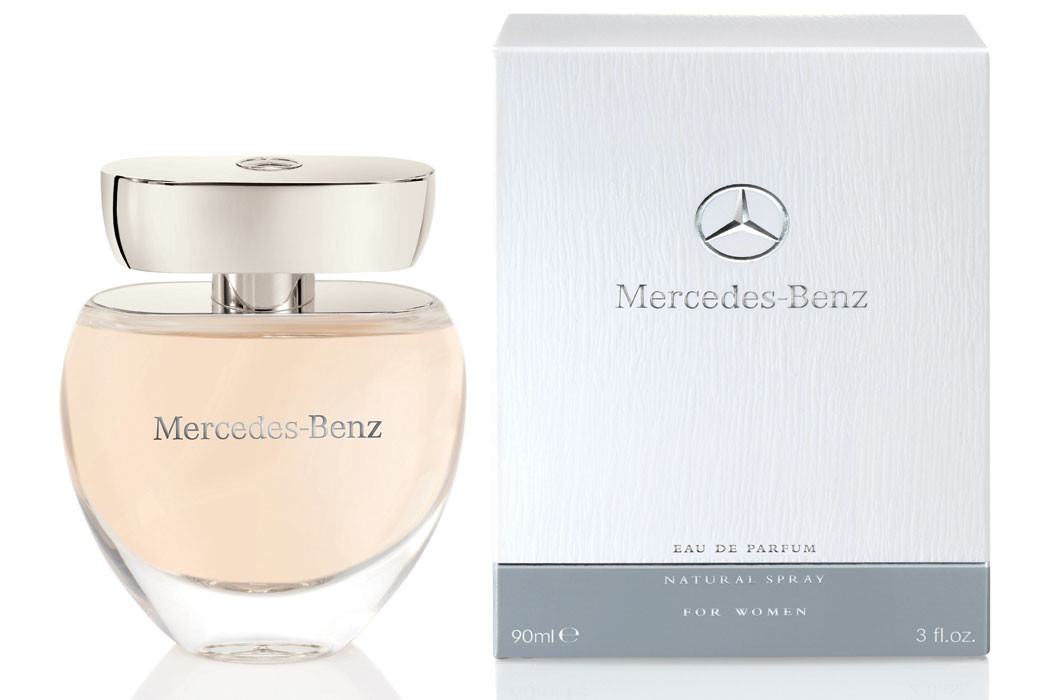 Mercedes Benz W EDP 90ml