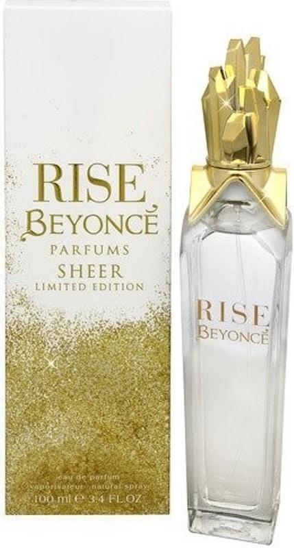 Beyonce Rise Sheer Parfémovaná voda 100ml W