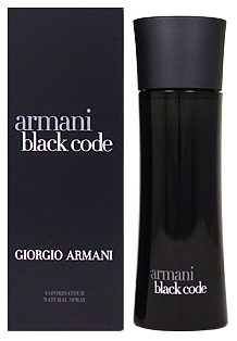 ARMANI Code for Men Voda po holení 100ml M
