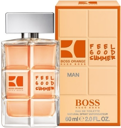 Hugo Boss Orange Man Feel Good Summer EDT 100 ml M