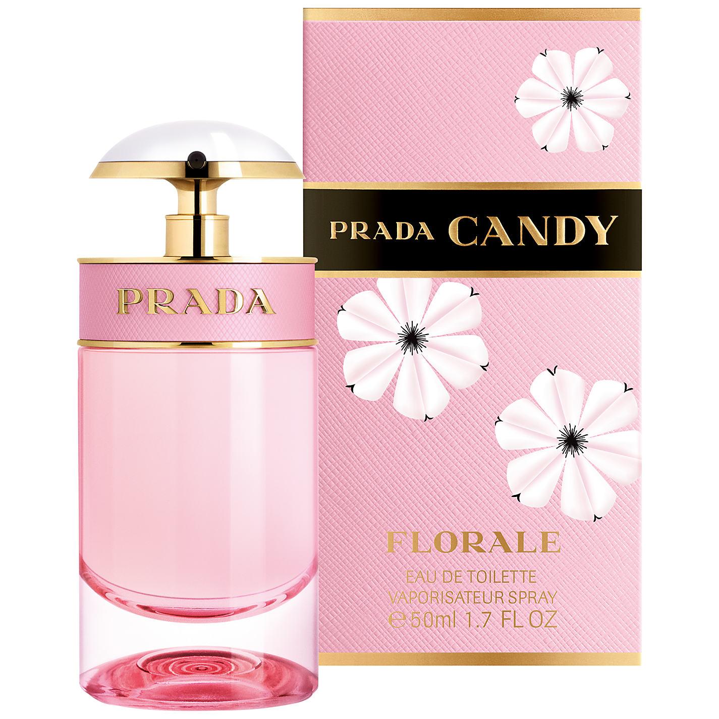 PRADA Candy Florale Standardní balení 80ml W