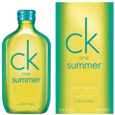 Calvin Klein CK One Summer 2014 UNI EDT 100ml