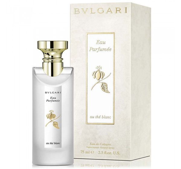 Bvlgari Eau Parfumée au Thé Blanc EDC 75ml unisex