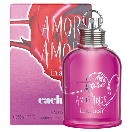 Cacharel Amor Amor In a Flash Toaletní voda 50ml W