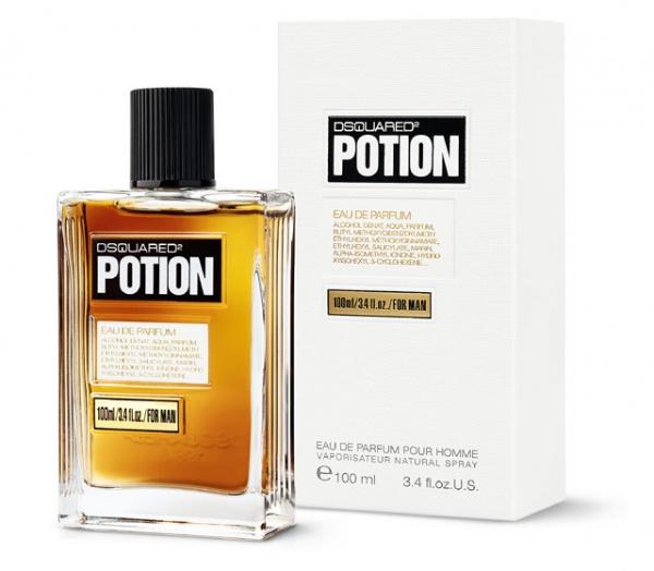 Dsquared2 Potion For Men EDT M 100ml