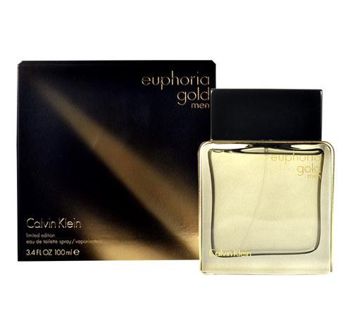 Calvin Klein Euphoria Gold Toaletní voda 100ml M