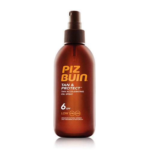 Piz Buin Tan & Protect Oil Spray SPF 6 150ml