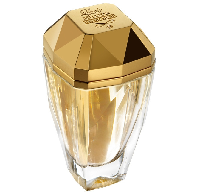Paco Rabanne Lady Million Eau My Gold! W EDT 50ml TESTER