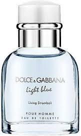 Dolce & Gabbana Light Blue Living Stromboli M EDT 125ml TESTER
