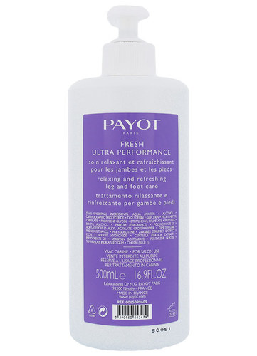 Payot Fresh Ultra Performance Leg And Foot Care 500ml W