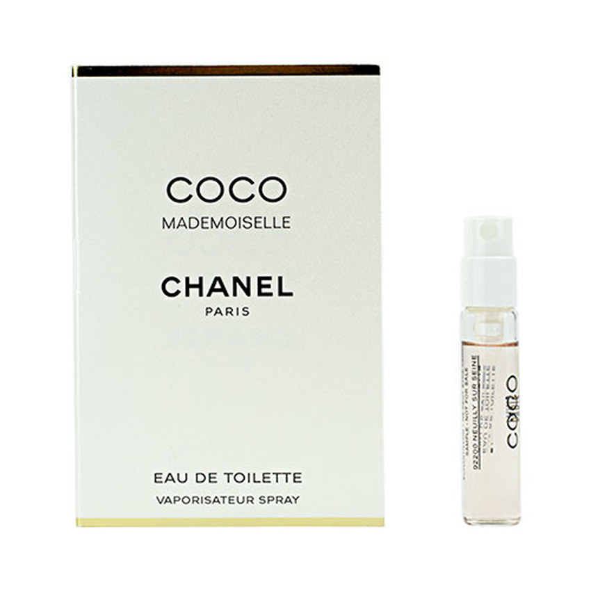 Chanel Coco Mademoiselle Eau De Toilette W EDT 2ml