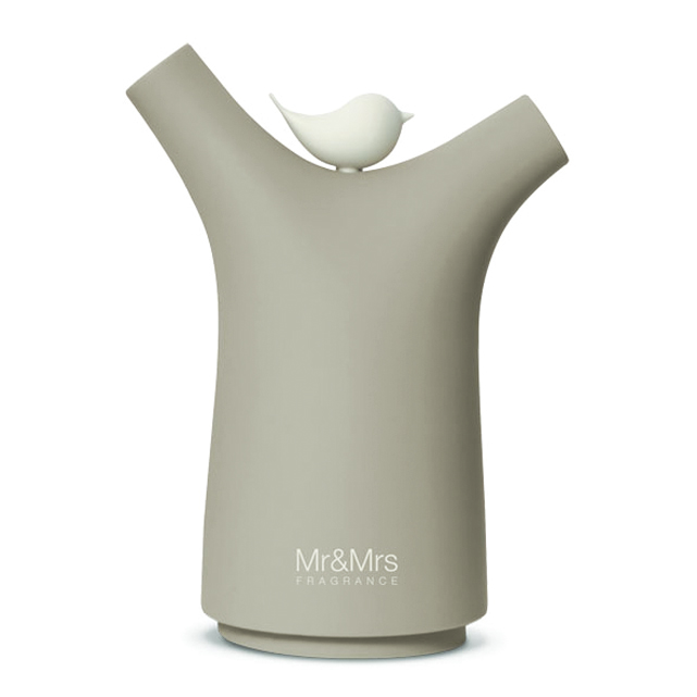 Mr&Mrs Fragrance Sissi Soft Touch Grigio - šedivá