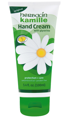 Herbacin Hand Cream UNSCENTED - tuba 100ml