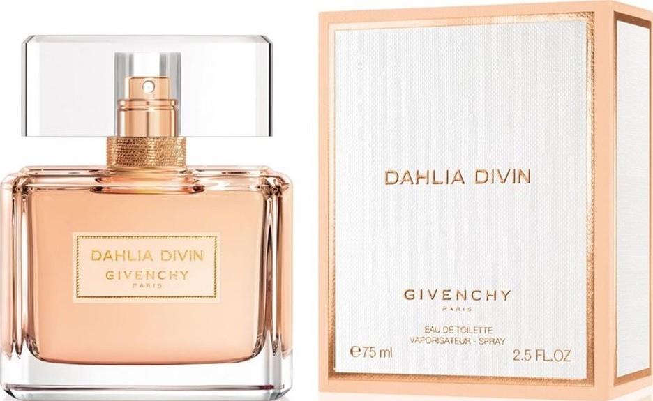 Givenchy Dahlia Divin Toaletní voda 75ml W