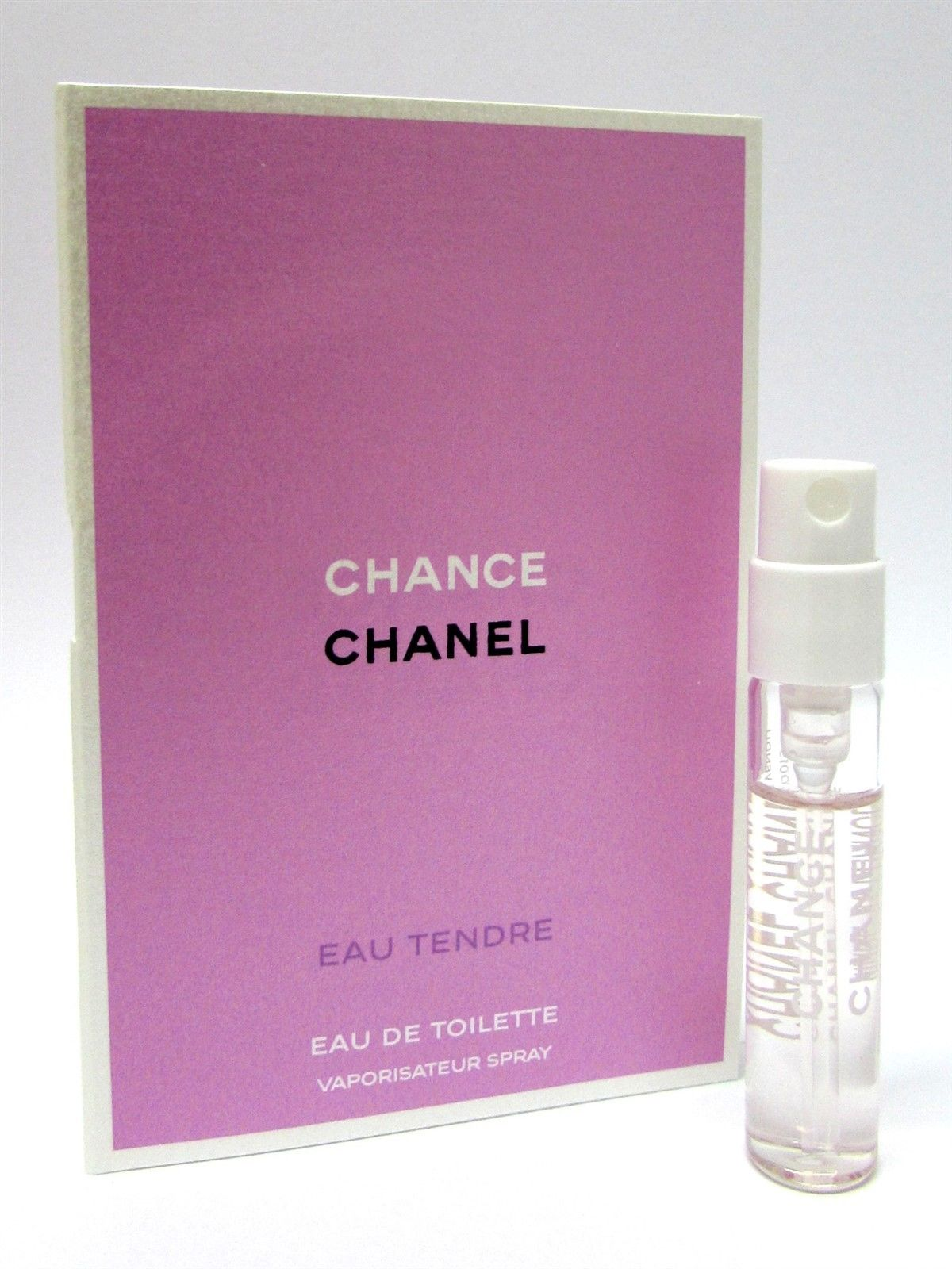 Chanel Chance Eau De Toilette W EDT 2ml