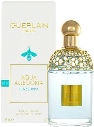 Guerlain Aqua Allegoria Teazzurra Toaletní voda 100ml U