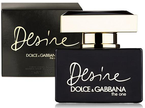 Dolce Gabbana The One Desire W EDP 75ml