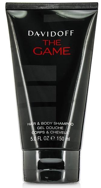 Davidoff The Game Hair & Body Shampoo M 150ml