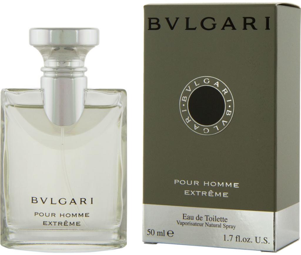 Bvlgari Pour Homme Extreme Eau De Toilette 50 ml (man)