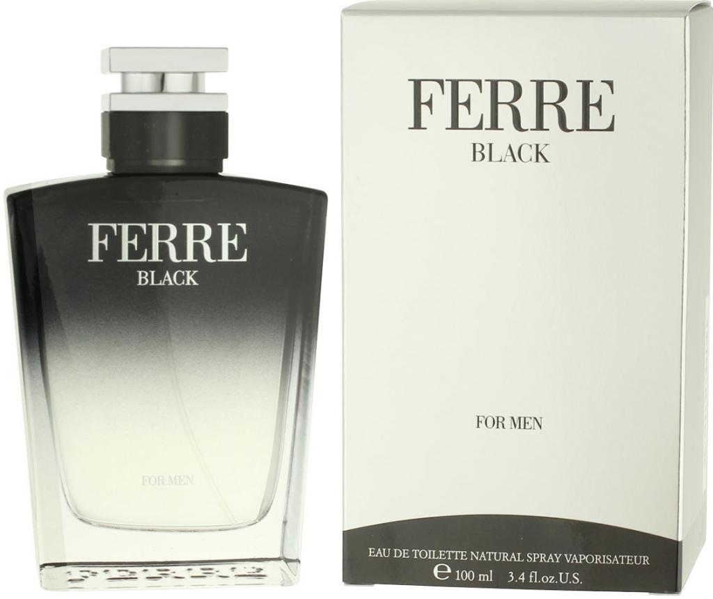 Gianfranco Ferre Ferre Black EDT 100 ml M