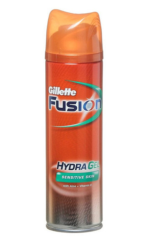 Gillette Fusion Proglide Gel Cooling 200ml