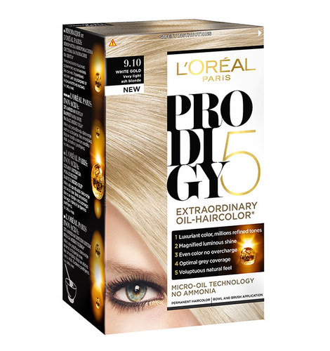 L´Oréal Paris Prodigy 5 1ks W 4.15 Sienna