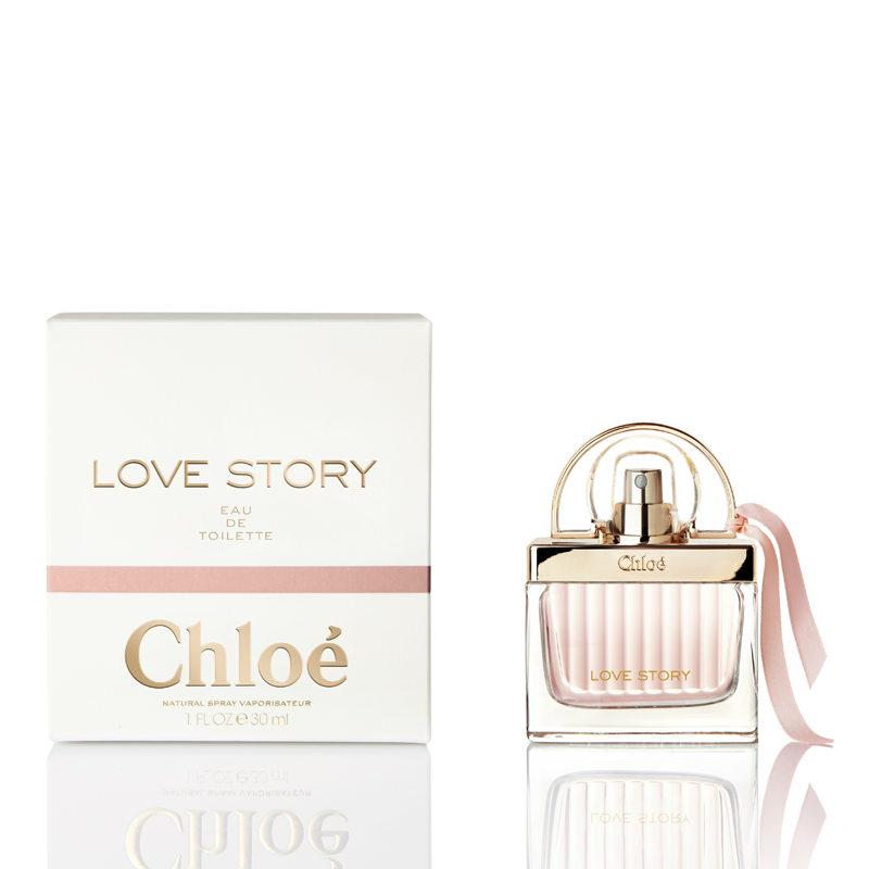 Chloé Love Story Eau de Toilette W EDT 30ml