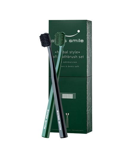 Swiss Smile Soft Toothbrush Kit U