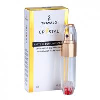 Travalo Crystal HD Elegance - 65 Sprays - Gold