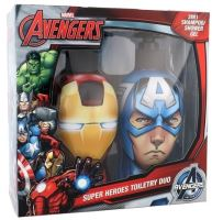 Marvel Avengers Super Heroes Toiletry Duo Set