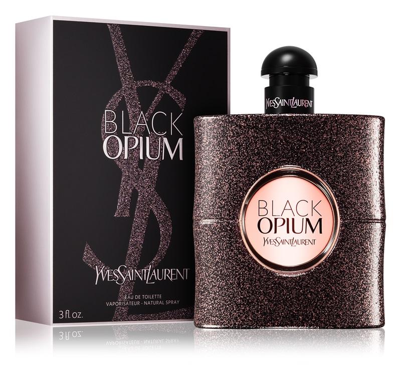 Yves Saint Laurent Black Opium W EDT 90ml
