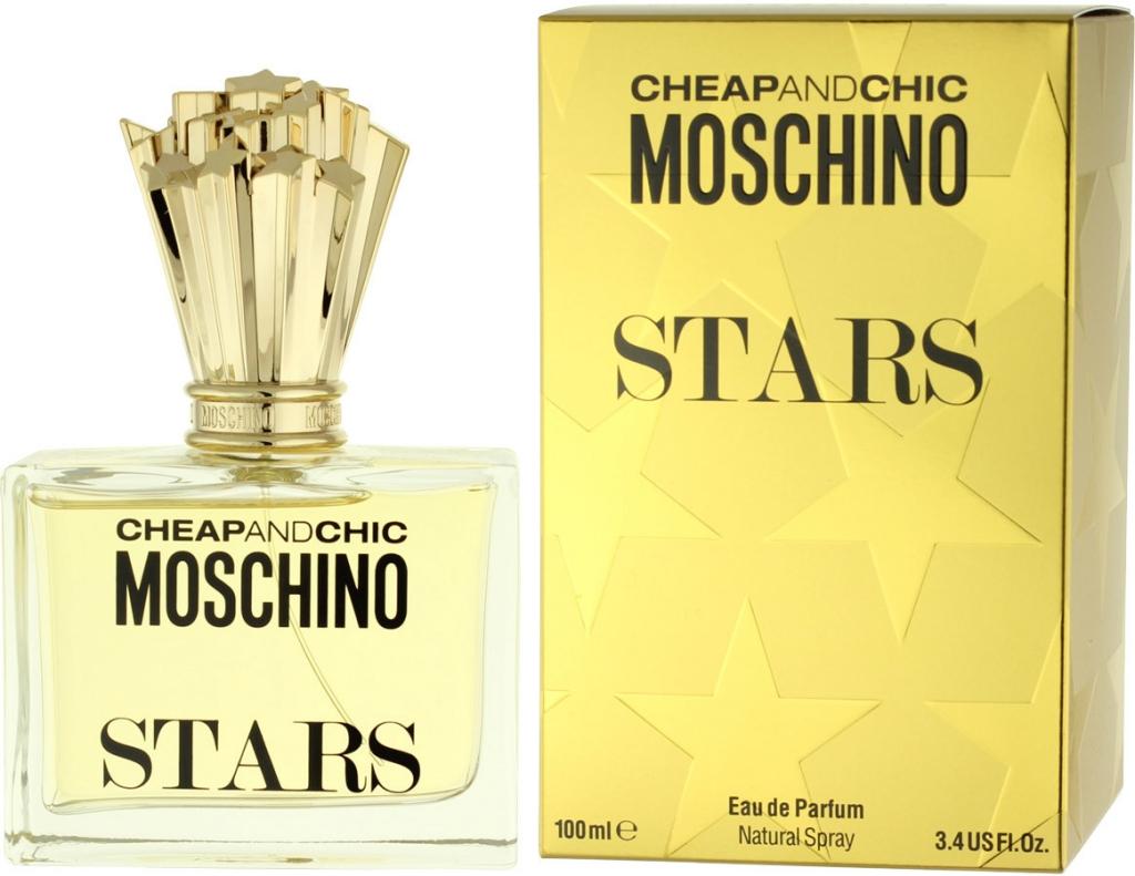 Moschino Cheap & Chic Stars W EDP 100ml
