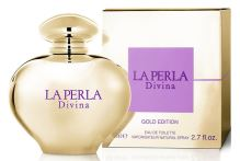 La Perla Divina Gold Edition W EDT 80ml