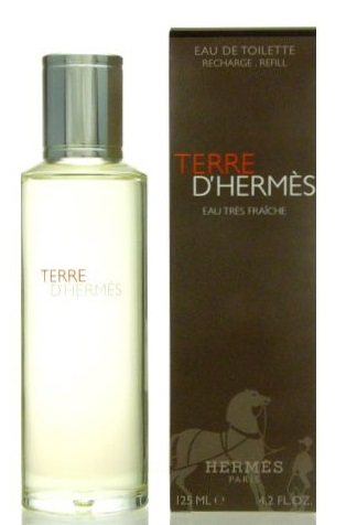 Hermes Terre D Hermes Eau Tres Fraiche Refill M EDT 125ml