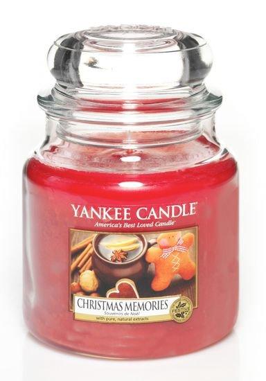 Yankee Candle Vánoční vzpomínky 411g