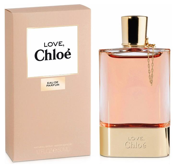 Chloé Love dámská parfémovaná voda 50 ml