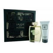 Lalique Pour Homme  EDT M 125ml +SG 100 ml SET