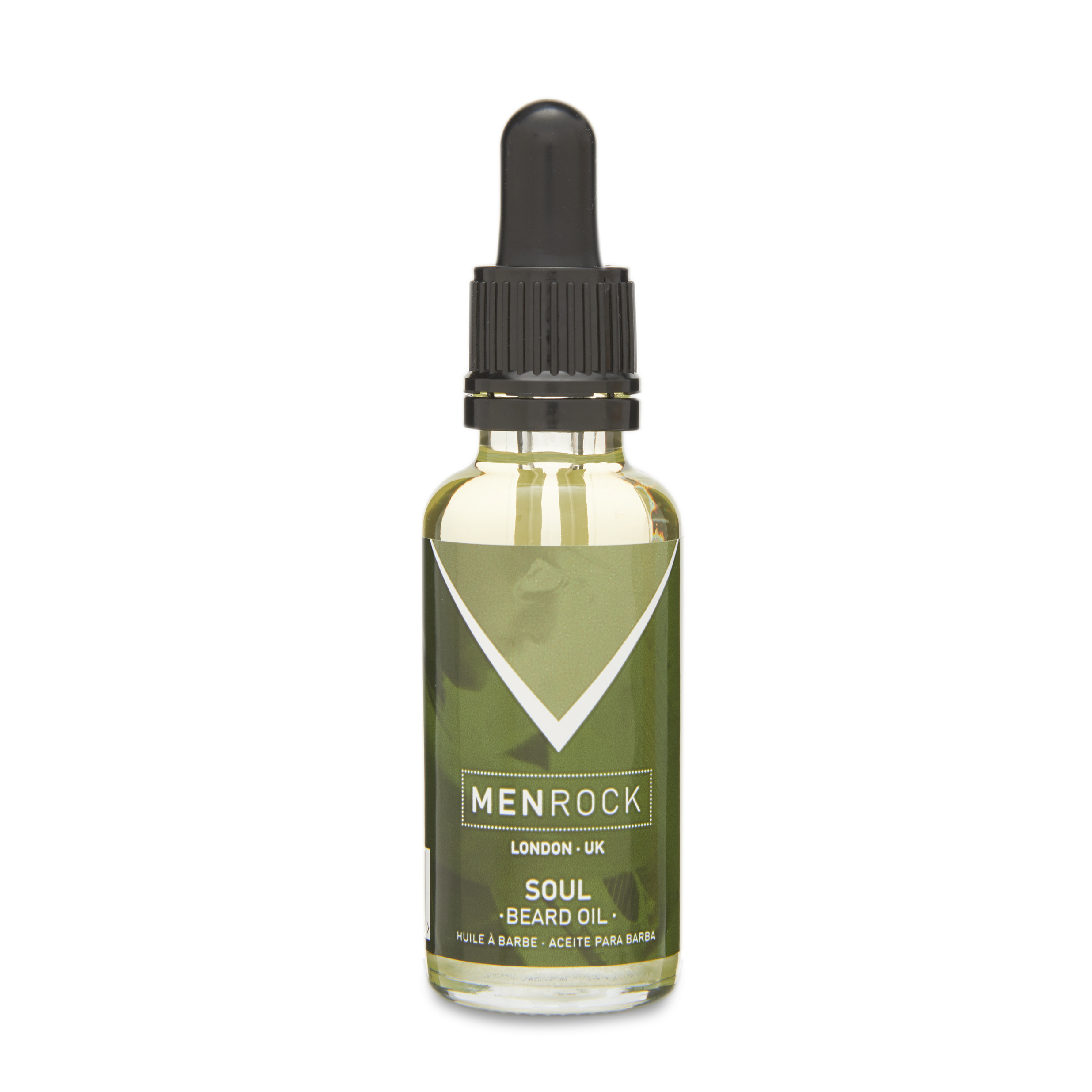 MENROCK Beard Oil - Soul 30ml