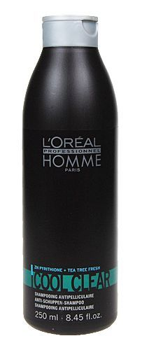 L'Oréal Professionnel Homme Cool´n´Clear Shampoo 250ml