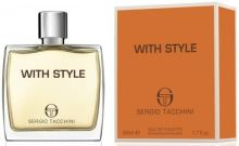 Sergio Tacchini With Style M EDT 50ml