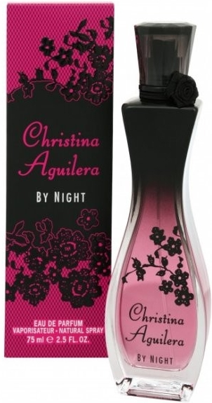 Christina Aguilera Christina Aguilera by Night W EDP 10ml